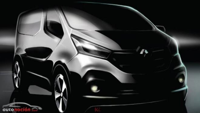 Así será la nueva Renault Trafic: Nueva identidad que no afectará a la practicidad
