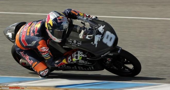 Última jornada de test en Jerez para Moto2 y Moto3