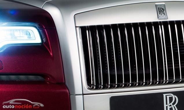 Rolls-Royce Ghost Series II: Ligera actualización tecnológica y estética
