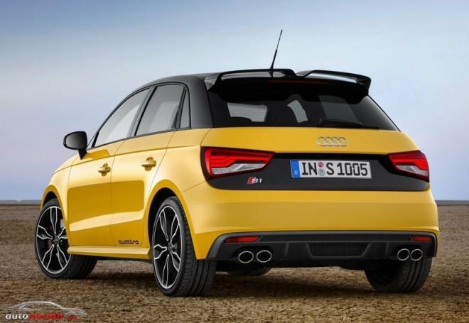 Todo lo que tienes que saber del Audi S1: El «peque» de la familia S cuenta con 231 cv