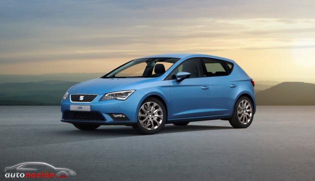 Las versiones más eficientes del León y el Mii: Seat León TGI y Mii Ecofuel