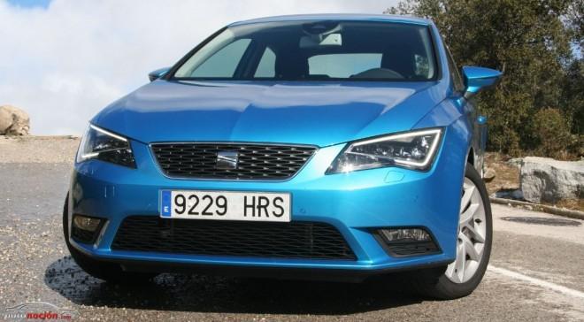 Opini n y prueba seat le n sc tsi 140cv precio y motor - Seat leon 3 puertas ...