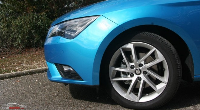 Seat Leon SC Style Frontal 01