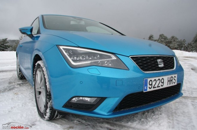 Seat Leon SC Style Frontal 03