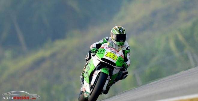 Primer día del segundo Test en Sepang de MotoGP