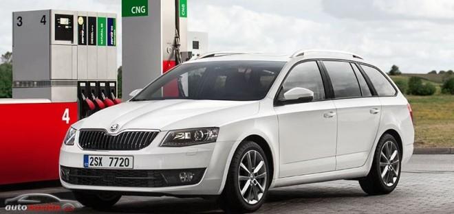 Škoda Octavia G-TEC: El Gas llega al Octavia aumentando su autonomía hasta los 1.330 km