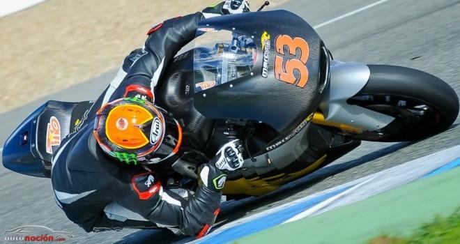 Arranca el test en Jerez para Moto2
