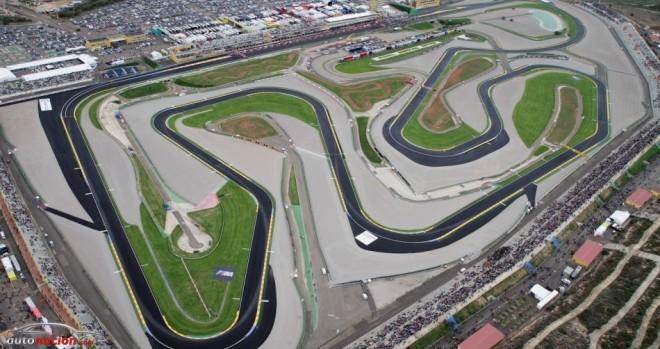 Valencia recibe a Moto2 y Moto3 para el primer Test Oficial