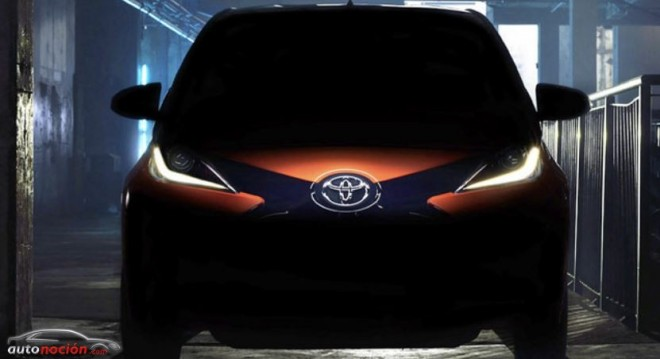 Toyota nos muestra el nuevo Aygo en un teaser