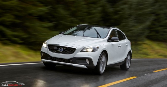 Volvo implementa la tecnología i-ART en el V40: 190 cv y 400 Nm de par con un consumo de 3,3 litros a los 100 km