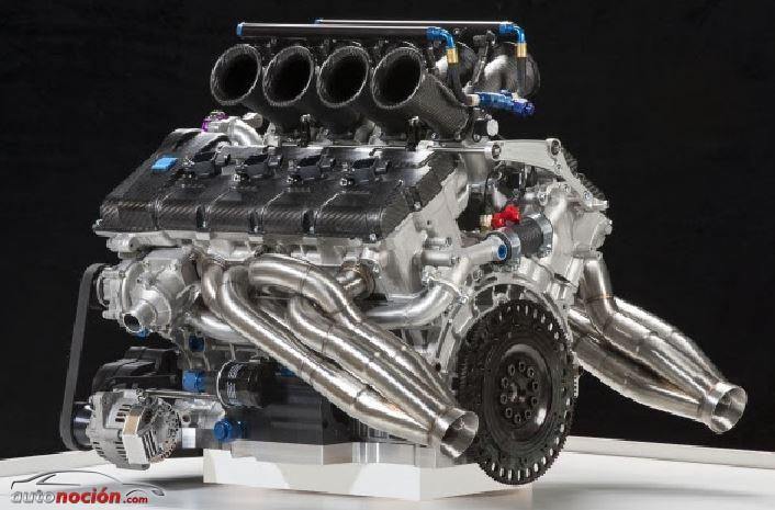 Volvo Polestar Racing desvela el sonido del motor para la V8 Supercars