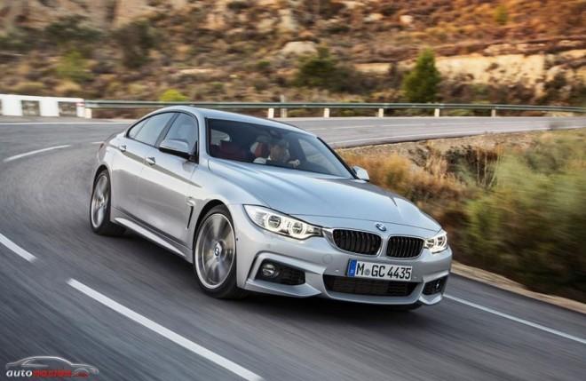 Así es el BMW Serie 4 Gran Coupé: El segundo coupé de cuatro puertas de la marca
