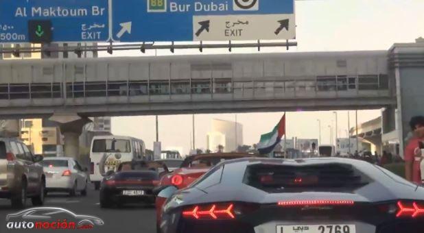 Dubai podría limitar la compra de vehículos alegando problemas de congestión