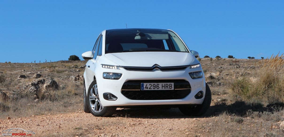 frontal c4 picasso