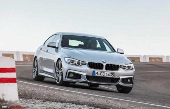 Todo lo que tienes que saber del nuevo BMW Serie 4 Gran Coupé