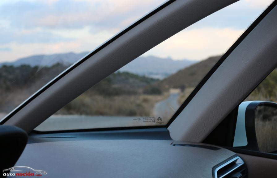 ¿Y si pudieras ver a través del molesto pilar 'A' de tu coche? Toyota está trabajando en ello