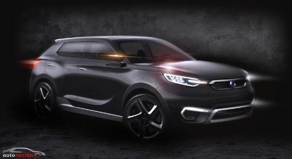 SsangYong X100 y X100L: Los futuros modelos de la marca coreana verán la luz en 2015