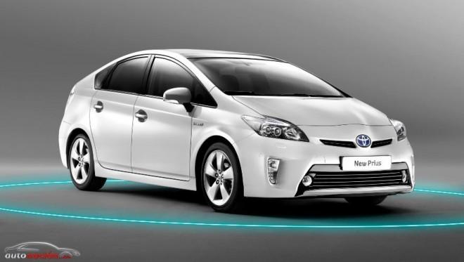 Toyota llama a revisión a 16.000 unidades del Prius en España