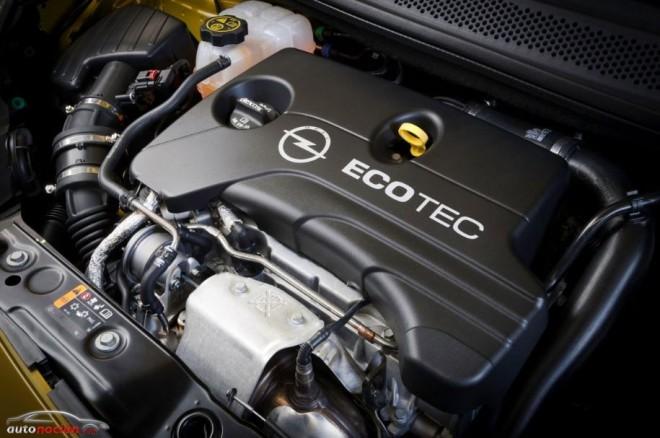 Opel se apunta a la moda de los tricilíndricos Turbo con el 1.0 ECOTEC de 90 y 115 cv