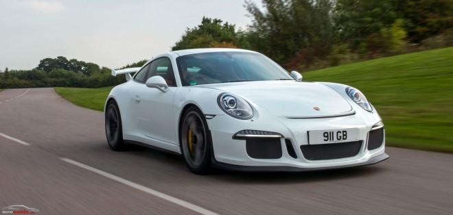Los nuevos motores del Porsche GT3 empezarán a fabricarse el 22 de Abril