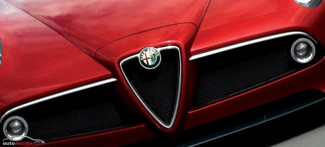 ¿Motores Ferrari en los próximos Alfa Romeo de alta gama?