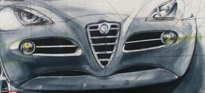 El sustituto del Alfa Romeo 159 se llamará Giuglia y llegará al mercado después del Giulietta Cross