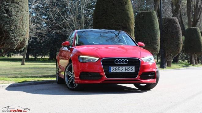 Prueba Audi A3 Sedan Ambition 1.8 TFSI 180 cv S tronic: El líder de las berlinas compactas Premium