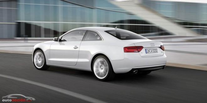 El Audi A5 se completa más series especiales y equipamiento