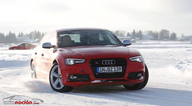 A fondo: conducción invernal sobre nieve, hielo, o asfalto muy frío