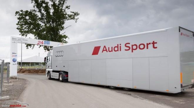 ¿Cómo prepara un Campeonato Mundial un equipo de competición? Audi nos lo cuenta