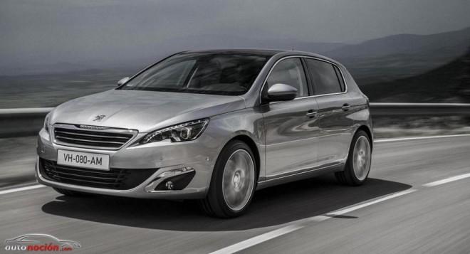 Peugeot debe aumentar la producción del 308 para atender la demanda