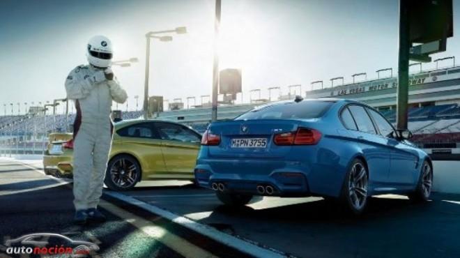 BMW M3 desde 56,90 euros/kg y BMW M4 Coupé desde 59,11 euros/kg: ¿Con cuál te quedas?