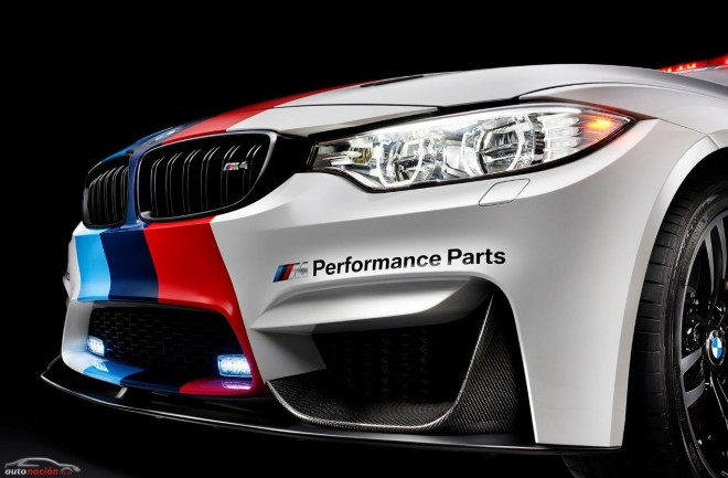 BMW M nos muestra el M4 Safety Car para MotoGP™ 2014 y el resto de vehículos de asistencia