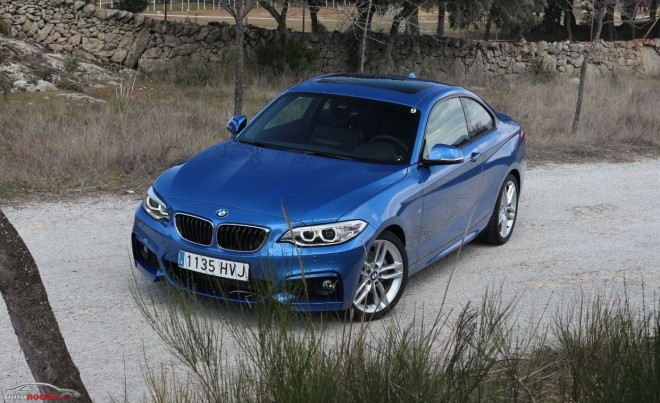 Prueba BMW 220i Coupé con Paquete M: Pura sangre alemán en tamaño compacto