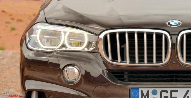 BMW anununcia la llegada del X7 para 2016