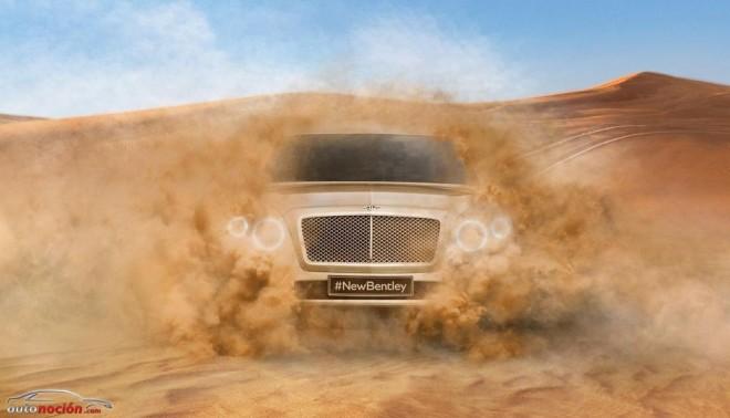 Bentley quiere poner en jaque al segmento SUV de lujo con su nuevo modelo