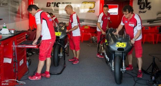 """Propuesta de """"Factory 2"""" como categoría de MotoGP"""
