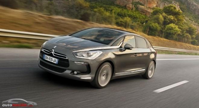 Ahora el Citroën DS5 cuenta con un nuevo motor: Blue HDi 180 CV