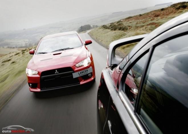 El Mitsubishi EVO vivirá, pero no por mucho tiempo ni en todos los mercados…