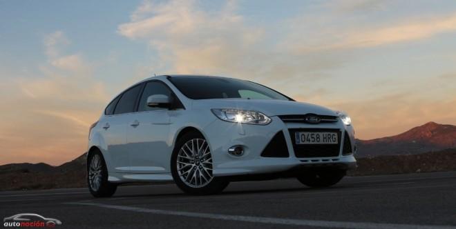 Prueba Ford Focus 1.0 EcoBoost 125 cv: ¿Jaque al diésel?