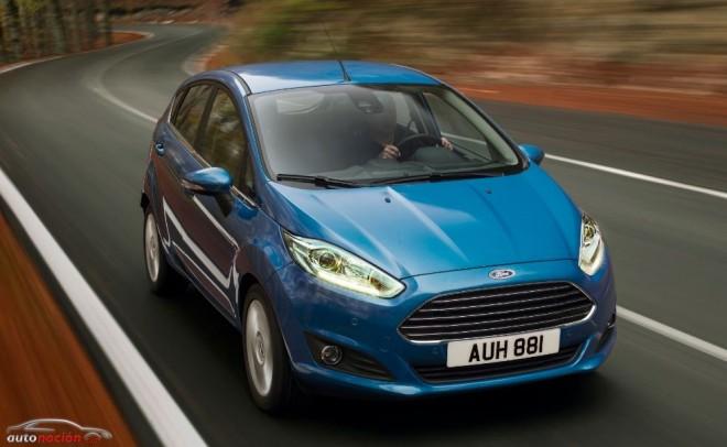 Los Ford Fiesta, B-MAX, Focus y C-MAX se apuntan a la moda del GLP