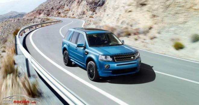 Conoce los nuevos equipamientos del Land Rover Freelander 2 15 MY