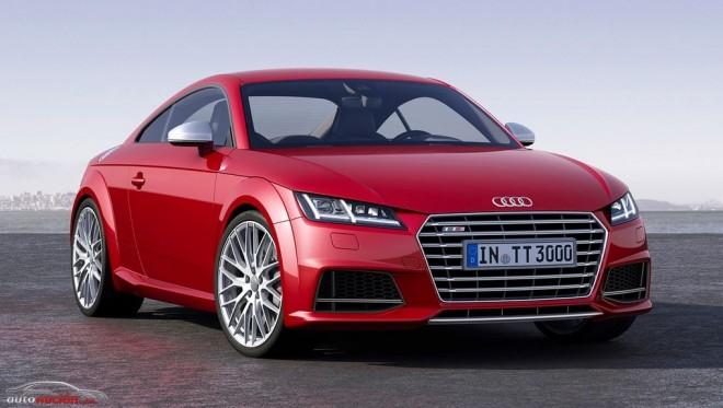 El nuevo Audi TT ve la luz: Todo lo que tienes que saber del nuevo modelo