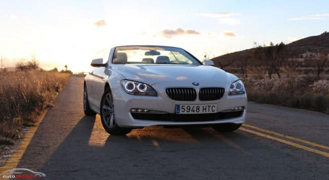 Prueba BMW 640d Cabrio: Cuando una excelente dinámica a cielo abierto se lleva bien con el diésel