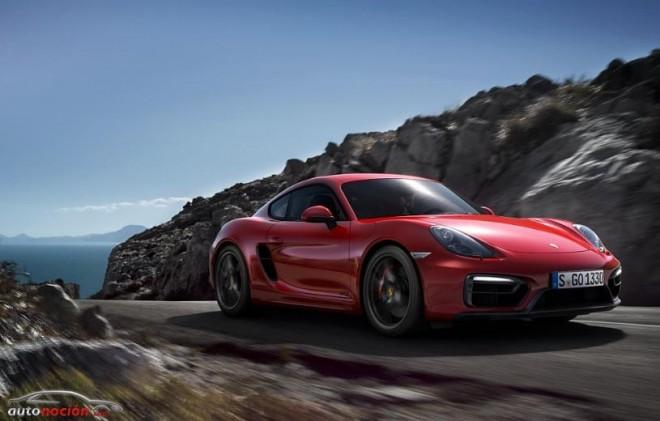 Porsche nos muestra a los renovados Boxster GTS y Cayman GTS: Más potencia tras una profunda puesta a punto