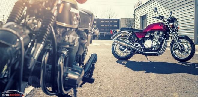Ya disponible la nueva Honda CB1100 EX por 13.499€