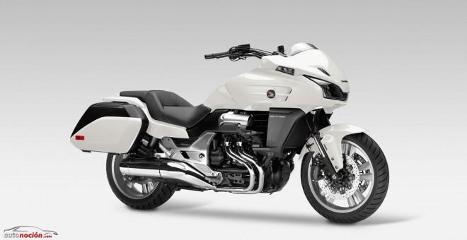 Ya está disponible la Honda CTX 1300 por 18.699 euros