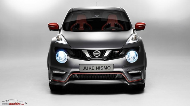 Juke Nismo RS Frontal
