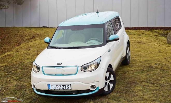 Debut Europeo del Kia Soul EV en Ginebra