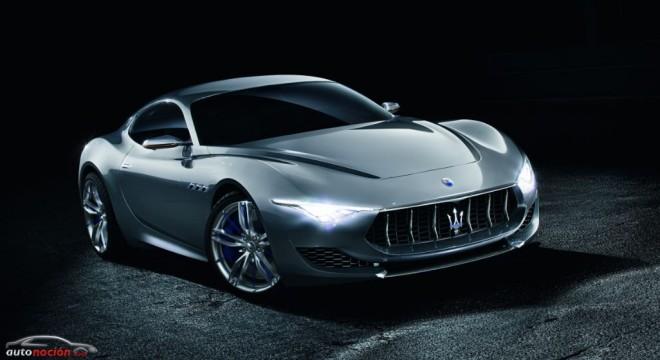 Maserati nos presenta al Alfieri: Una mirada realista al futuro de la marca